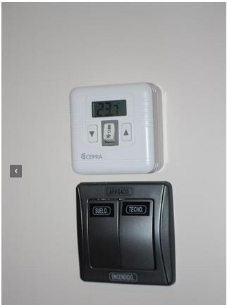 termostato control